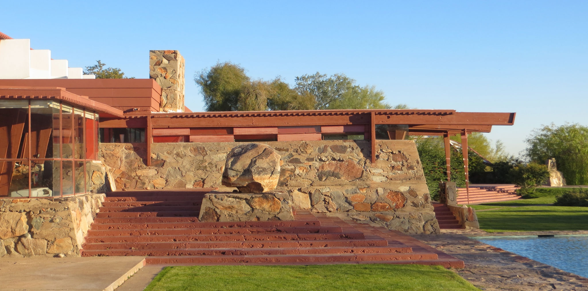 Taliesin West | Notes from the West