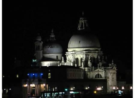 st mark at nite
