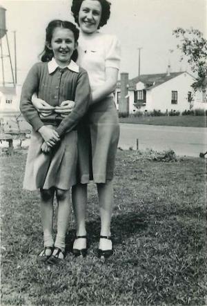 mom & carol