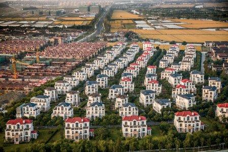 china mcmansions