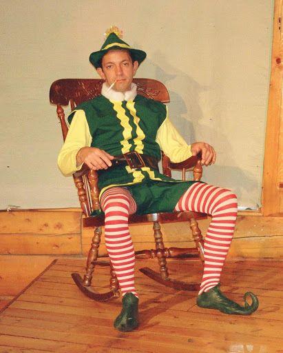 David Sedaris As Elf Notes From The West